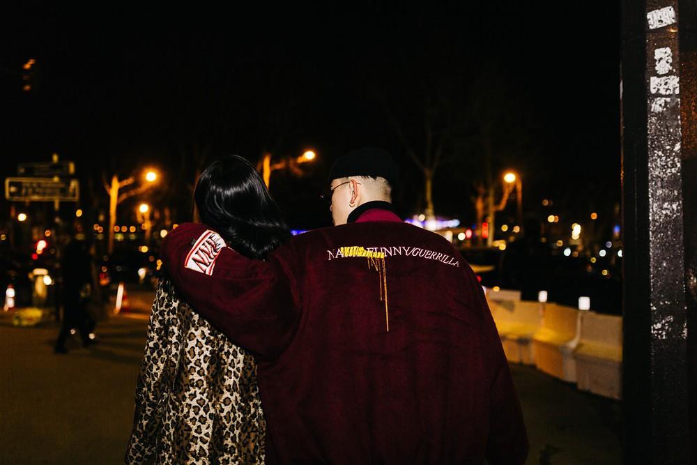 Châu Bùi - Decao tay trong tay vừa tình vừa chất đi dự show Saint Laurent tại Paris Fashion Week - Ảnh 4.