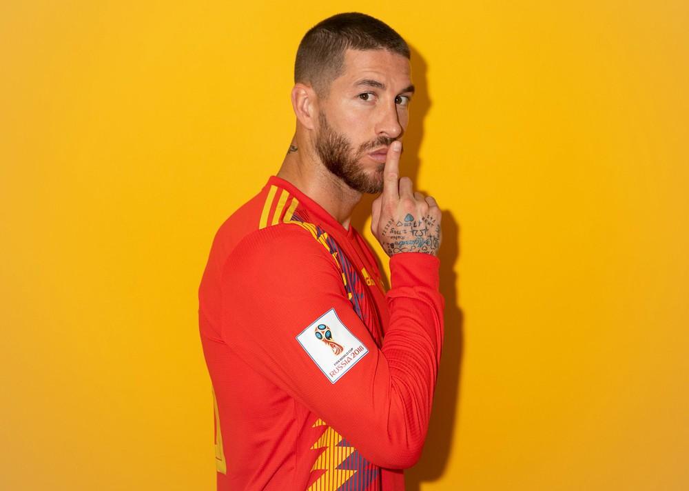 Ảnh chân dung cực nét của Ronaldo, Messi, Neymar và các ngôi sao lớn nhất World Cup 2018 - Ảnh 10.