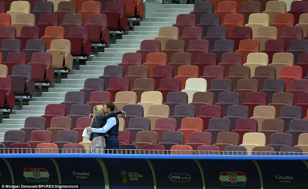 15 bức ảnh biểu tượng của một World Cup 2018 đầy cảm xúc - Ảnh 13.