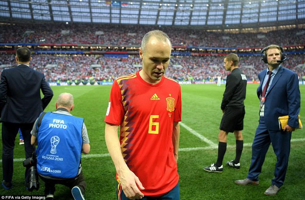 15 bức ảnh biểu tượng của một World Cup 2018 đầy cảm xúc - Ảnh 9.