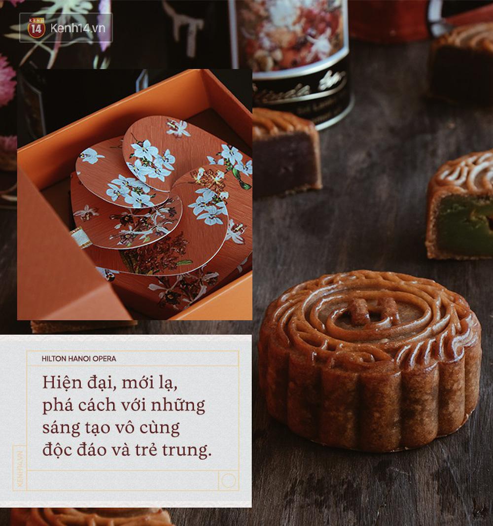 Đập hộp những chiếc bánh Trung thu của các khách sạn nổi tiếng bậc nhất tại Hà Nội - Ảnh 15.