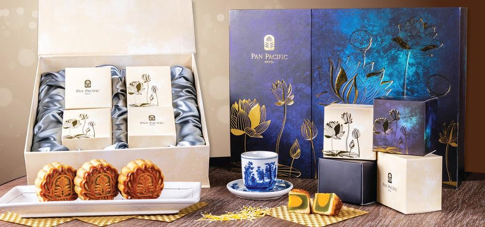Đập hộp những chiếc bánh Trung thu của các khách sạn nổi tiếng bậc nhất tại Hà Nội - Ảnh 20.