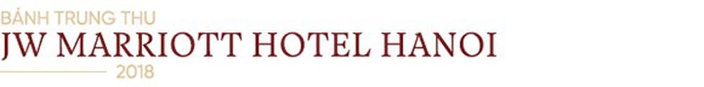 Đập hộp những chiếc bánh Trung thu của các khách sạn nổi tiếng bậc nhất tại Hà Nội - Ảnh 7.