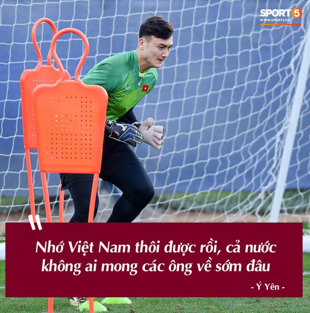 Trước vòng đấu loại trực tiếp Asian Cup 2019, Đặng Văn Lâm tuyên bố: Anh sẽ về, nhưng không phải hôm nay - Ảnh 2.