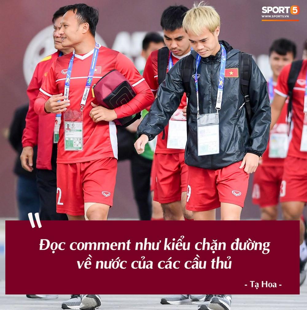 Trước vòng đấu loại trực tiếp Asian Cup 2019, Đặng Văn Lâm tuyên bố: Anh sẽ về, nhưng không phải hôm nay - Ảnh 7.