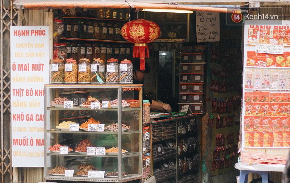 Tiệm ô mai Hạnh Phúc: địa chỉ 30 năm bán gần 100 loại ô mai với những cái tên bá đạo mà không phải ai ở Hà Nội cũng biết - Ảnh 3.