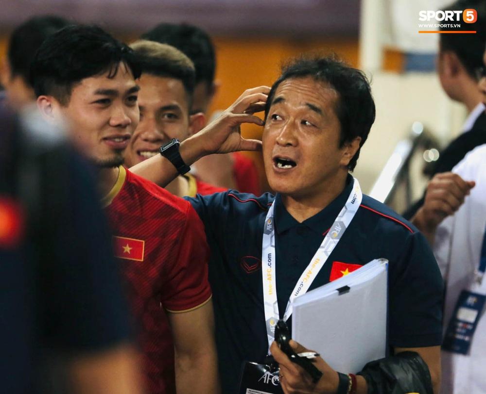Không ghi bàn như Tiến Linh, Công Phượng vẫn khiến người hâm mộ vỡ òa bằng những tình huống đảo như rang lạc - Ảnh 4.