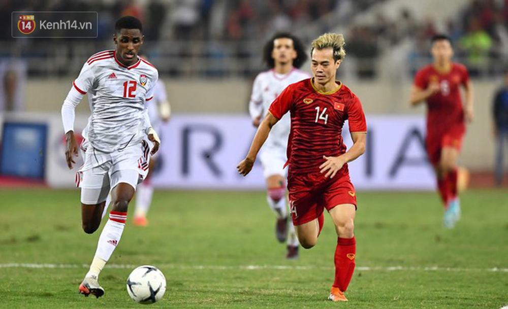 Tuyển thủ Việt Nam tráo số áo đấu UAE: Đó là sự tinh quái của thầy Park - Ảnh 3.