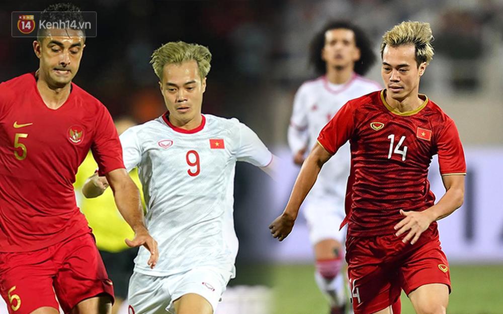 Tuyển thủ Việt Nam tráo số áo đấu UAE: Đó là sự tinh quái của thầy Park - Ảnh 4.