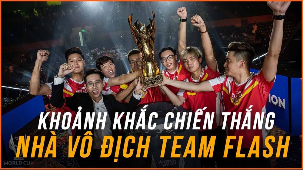 Team Flash vô địch, ProE đã khóc nhưng đó là giọt nước mắt hạnh phúc của kỷ lục gia vô tiền khoáng hậu trong nền Esports Việt - Ảnh 10.