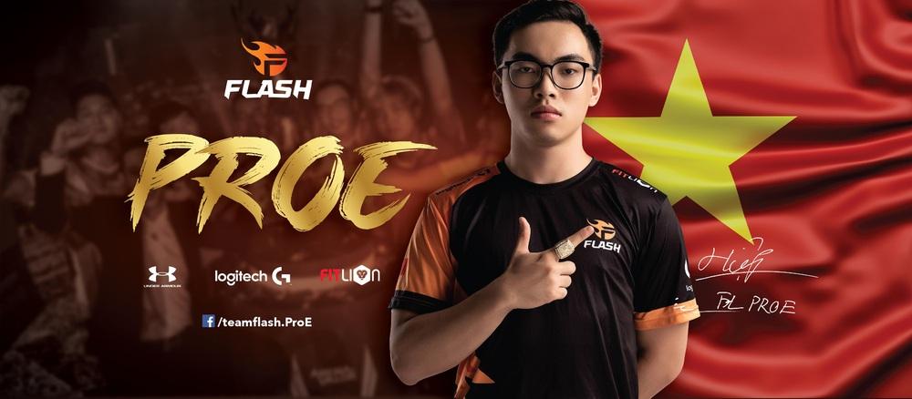 Team Flash vô địch, ProE đã khóc nhưng đó là giọt nước mắt hạnh phúc của kỷ lục gia vô tiền khoáng hậu trong nền Esports Việt - Ảnh 13.