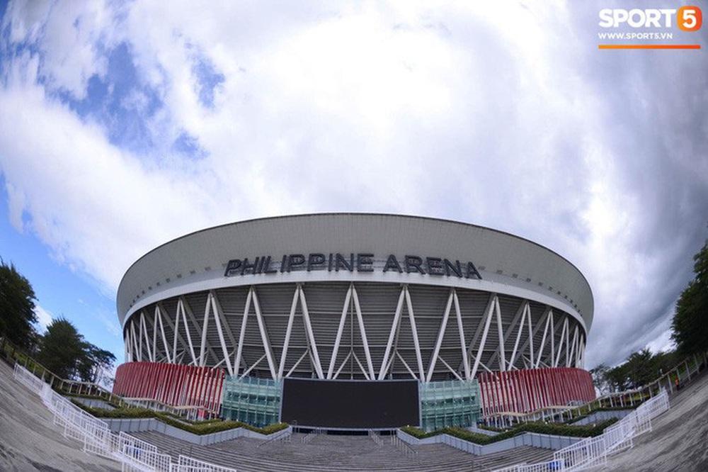 Địa điểm tổ chức lễ khai mạc SEA Games 30: Bất ngờ trước cảnh ngổn ngang, sơ sài của chủ nhà Philippines - Ảnh 1.