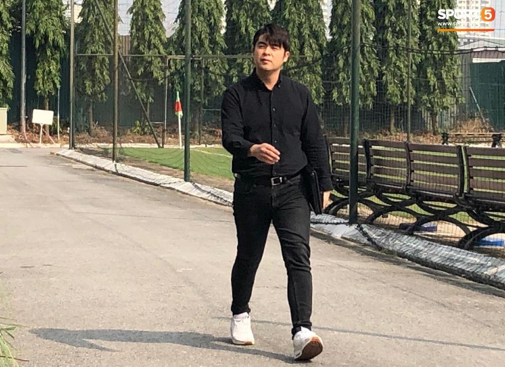 HLV Park Hang-seo nói cảm ơn bằng tiếng Việt, tự hỏi liệu đây có phải lần cuối cùng ký hợp đồng với VFF hay không - Ảnh 9.