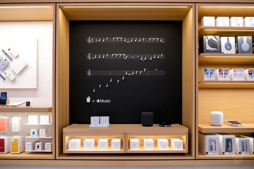 Vẻ đẹp gây nghiện của Apple Store chất nhất thế giới: Kiệt tác dưới lòng đất, hút khách hơn cả tượng Nữ thần Tự do - Ảnh 10.