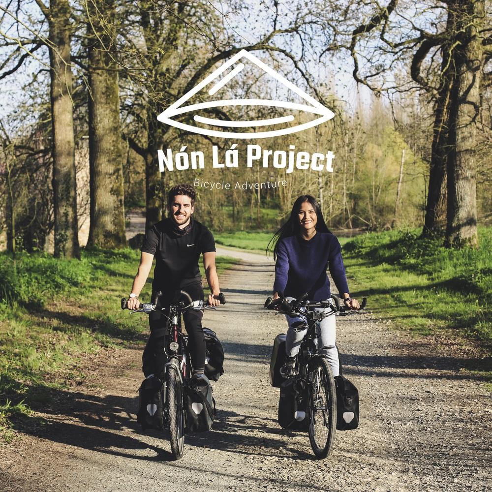 Chồng Pháp vợ Việt cùng đạp xe từ nhà anh tới nhà em 16.000 km và hành trình yêu thương mang tên Nón lá - Ảnh 3.