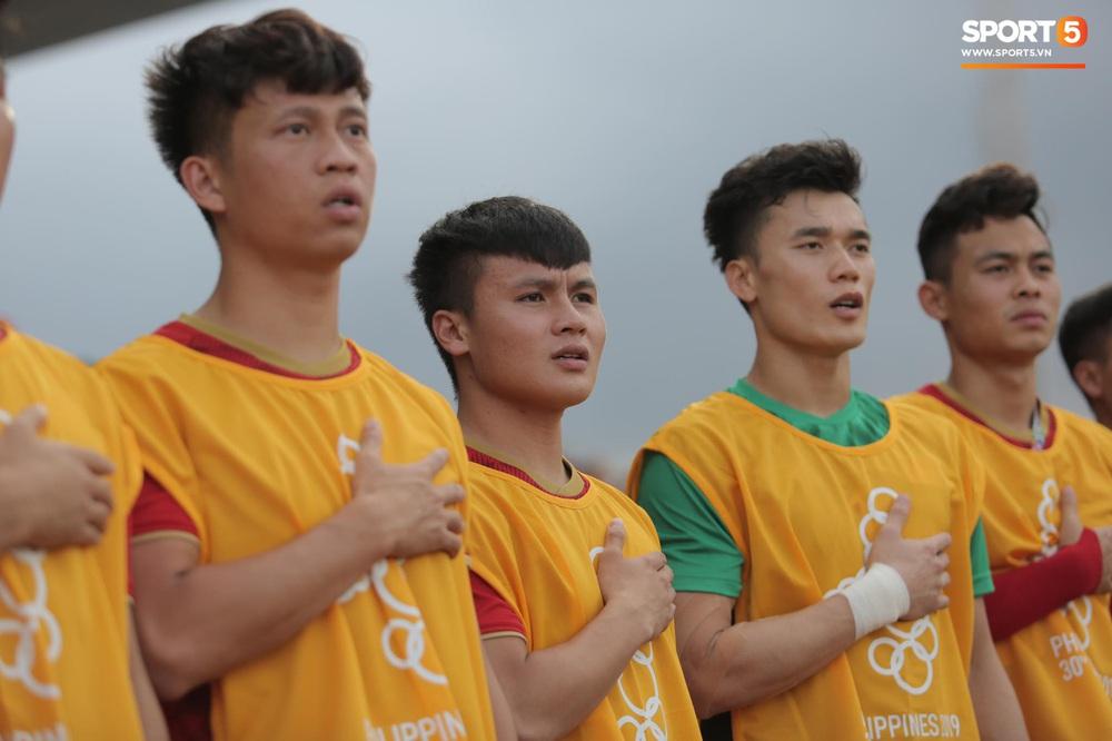Thầy Park và HLV trưởng Thái Lan không bắt tay nhau ở trận đấu quyết định tại SEA Games 30 - Ảnh 5.