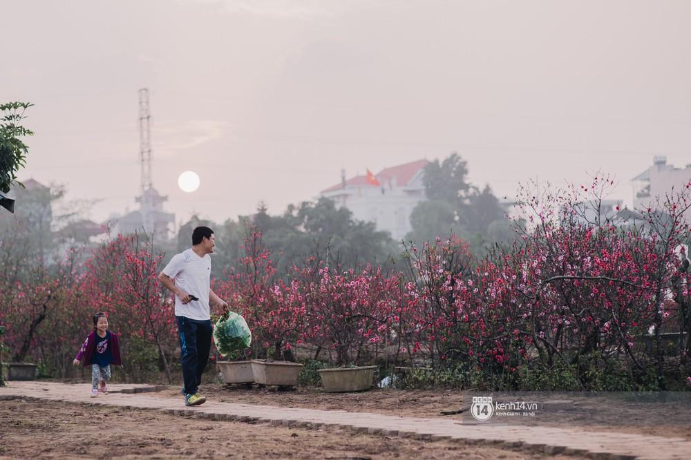 Chùm ảnh: Hà Nội 27 Tết đẹp dịu dàng, mộc mạc và ấm áp trong nắng Xuân sớm - Ảnh 7.
