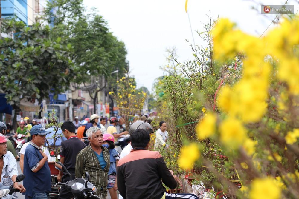 Chùm ảnh: Những chiếc thuyền đầy ắp hoa xuân cập bến ở Sài Gòn qua góc nhìn xinh xắn từ flycam - Ảnh 7.