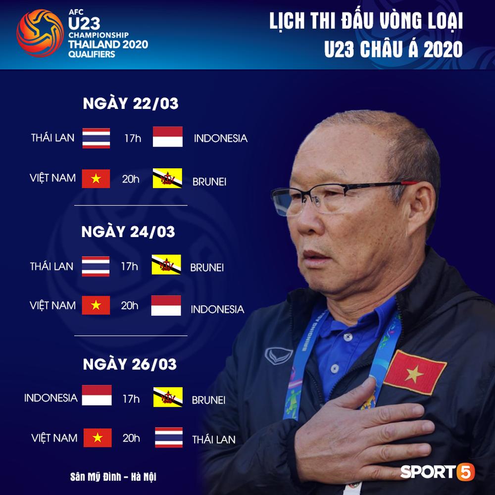 Bằng chứng cho thấy Đình Trọng chẳng làm gì cũng auto chiếm spotlight của các thầy tuyển U23 Việt Nam - Ảnh 13.
