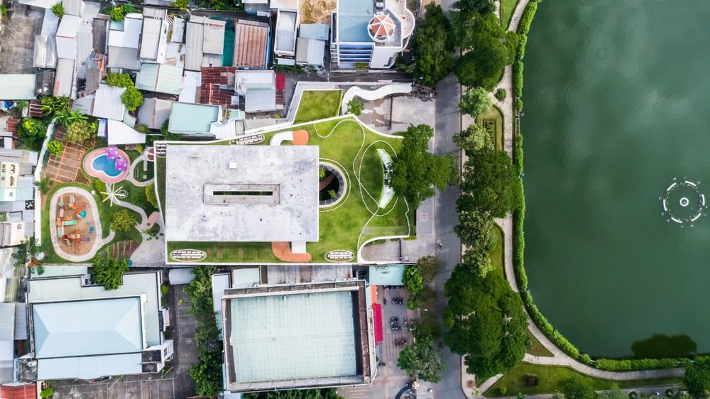 Thiết kế siêu đẹp và độc đáo, ngôi trường ở Bến Tre được tạp chí kiến trúc hàng đầu thế giới hết lời ngợi ca - Ảnh 14.