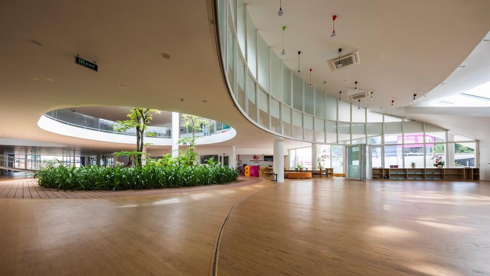 Thiết kế siêu đẹp và độc đáo, ngôi trường ở Bến Tre được tạp chí kiến trúc hàng đầu thế giới hết lời ngợi ca - Ảnh 3.