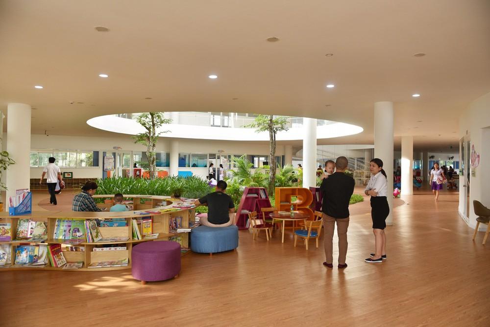 Thiết kế siêu đẹp và độc đáo, ngôi trường ở Bến Tre được tạp chí kiến trúc hàng đầu thế giới hết lời ngợi ca - Ảnh 6.