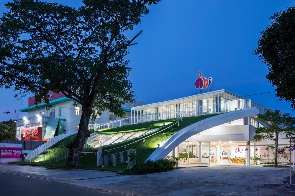 Thiết kế siêu đẹp và độc đáo, ngôi trường ở Bến Tre được tạp chí kiến trúc hàng đầu thế giới hết lời ngợi ca - Ảnh 8.