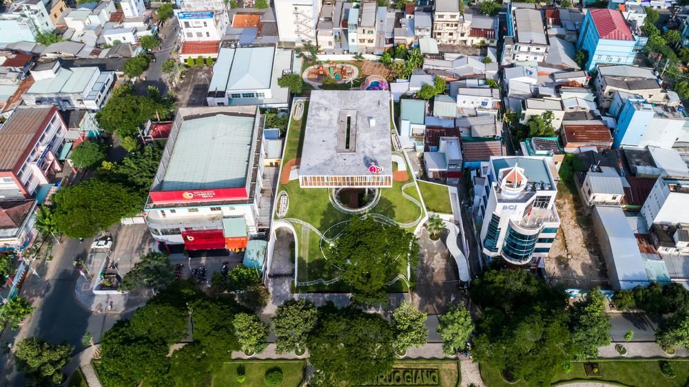 Thiết kế siêu đẹp và độc đáo, ngôi trường ở Bến Tre được tạp chí kiến trúc hàng đầu thế giới hết lời ngợi ca - Ảnh 13.