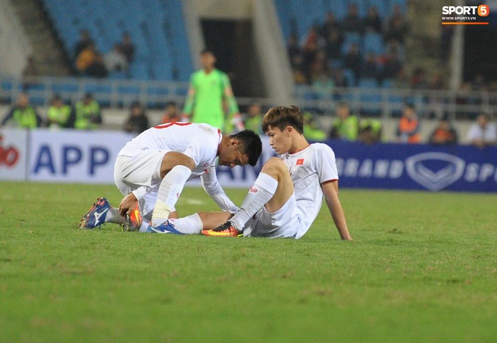Sút hay nhưng chưa gặp may, tiền đạo điển trai của U23 Việt Nam được fan đồng lòng động viên - Ảnh 9.