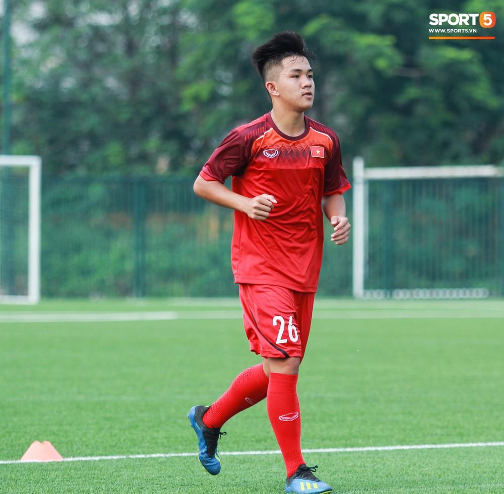 Tiền vệ Nguyễn Thanh Khôi U18 Việt Nam: Niềm hy vọng về một Xuân Trường mới trong tương lai - Ảnh 1.