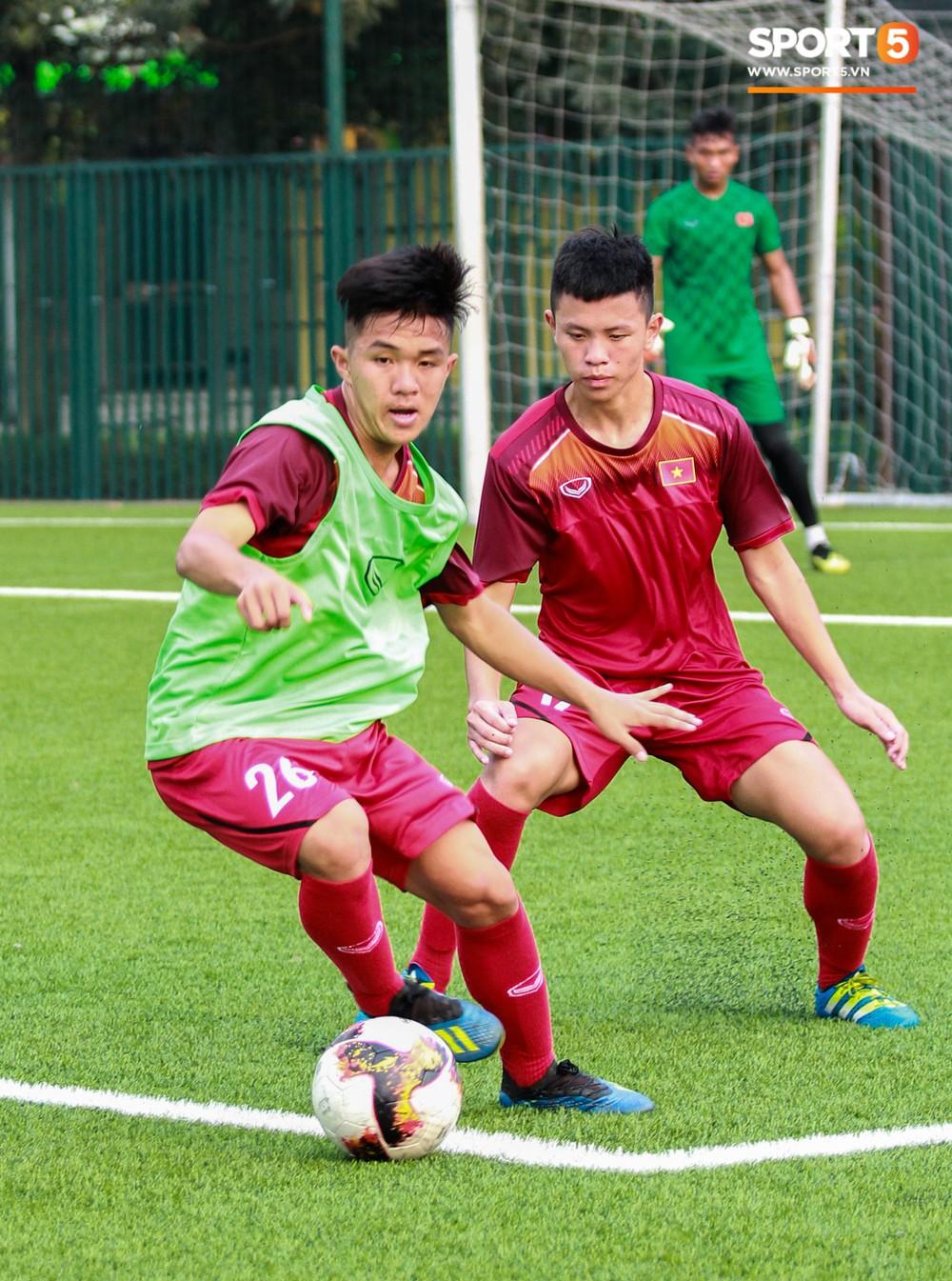 Tiền vệ Nguyễn Thanh Khôi U18 Việt Nam: Niềm hy vọng về một Xuân Trường mới trong tương lai - Ảnh 7.