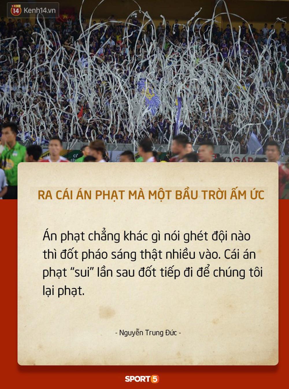Fan Việt tranh cãi nảy lửa chuyện sân Hàng Đẫy bị treo vì CĐV Hải Phòng đốt pháo sáng - Ảnh 2.