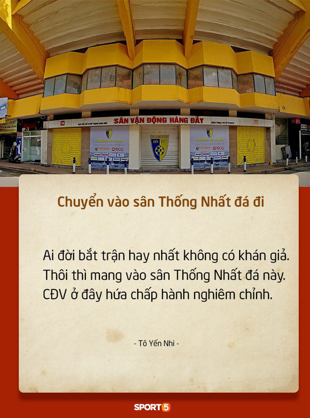 Fan Việt tranh cãi nảy lửa chuyện sân Hàng Đẫy bị treo vì CĐV Hải Phòng đốt pháo sáng - Ảnh 8.
