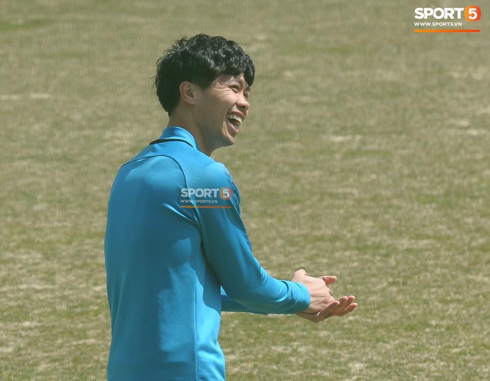 Công Phượng cười thả ga, xoá tan nghi ngờ bị áp lực từ truyền thông sau lần đầu đá chính ở K.League - Ảnh 9.