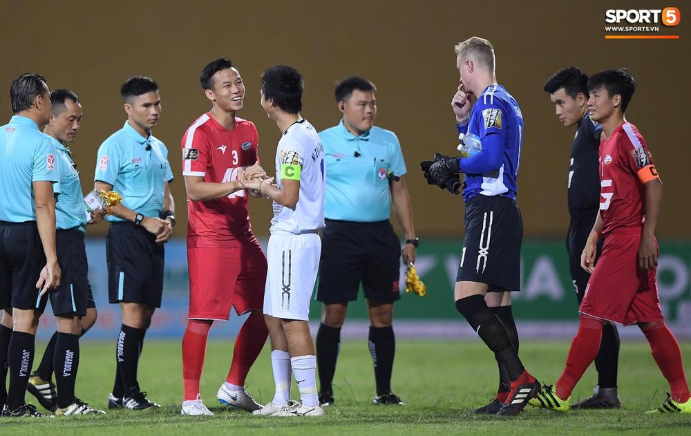 Dàn tuyển thủ Việt Nam hội ngộ trong trận Viettel gặp HAGL - Ảnh 1.