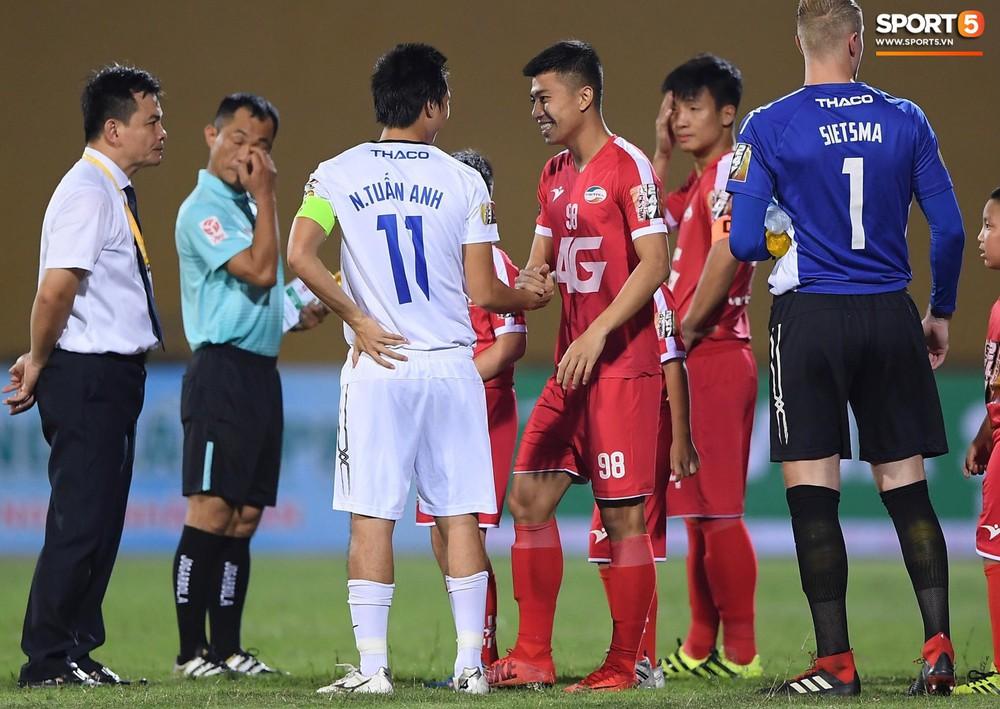 Dàn tuyển thủ Việt Nam hội ngộ trong trận Viettel gặp HAGL - Ảnh 5.