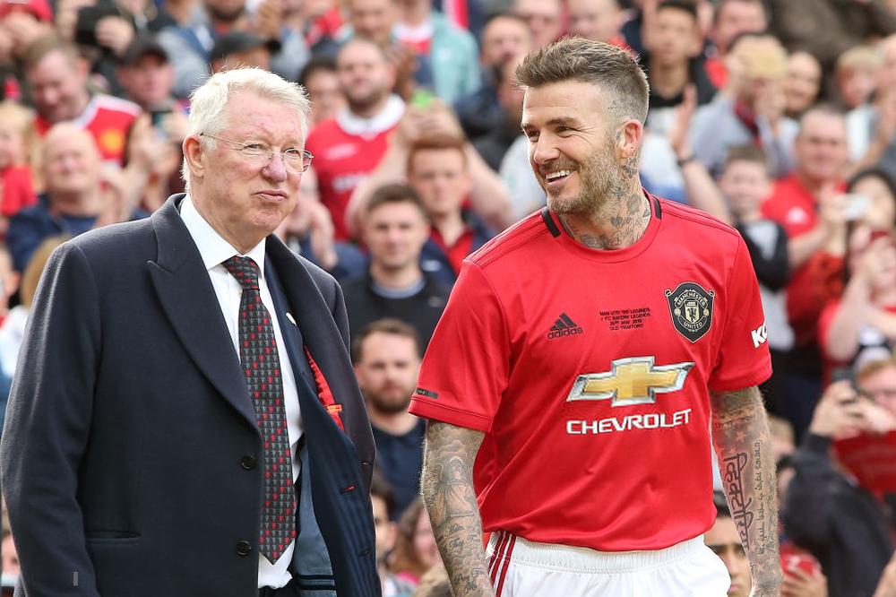 Ngất ngây trước những hình ảnh đẹp long lanh của Beckham trong ngày trở lại thi đấu cho MU, tái hiện ký ức thanh xuân tươi đẹp của hàng chục triệu fan - Ảnh 5.