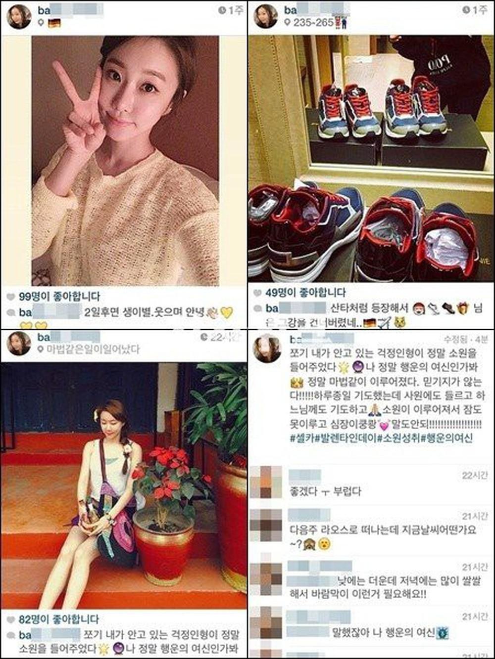 Khổ như làm bạn gái Son Heung-min: Hứng gạch đá thê thảm, chìm nghỉm trong những lời đàm tiếu háo danh, không cùng đẳng cấp - Ảnh 5.