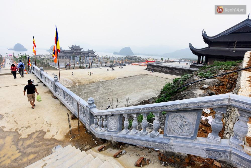 Cảnh hoành tráng của khu trung tâm hội nghị quốc tế tại chùa Tam Chúc - nơi diễn ra đại lễ Vesak Liên Hợp Quốc 2019 - Ảnh 6.