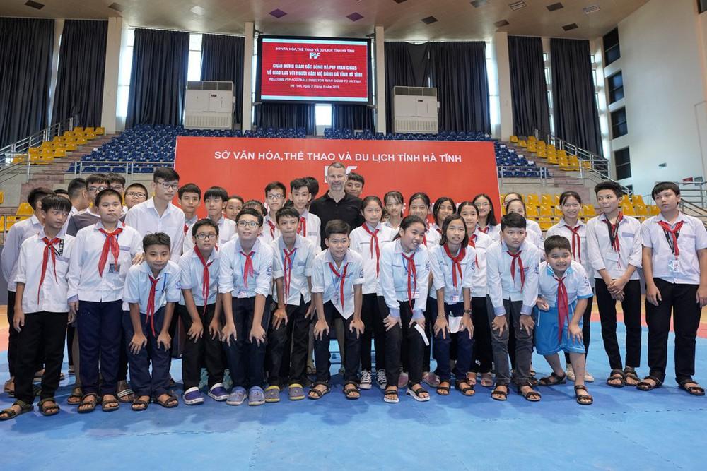 Huyền thoại Ryan Giggs nỗ lực giúp Việt Nam hiện thực hóa giấc mơ tham dự World Cup 2030 - Ảnh 8.