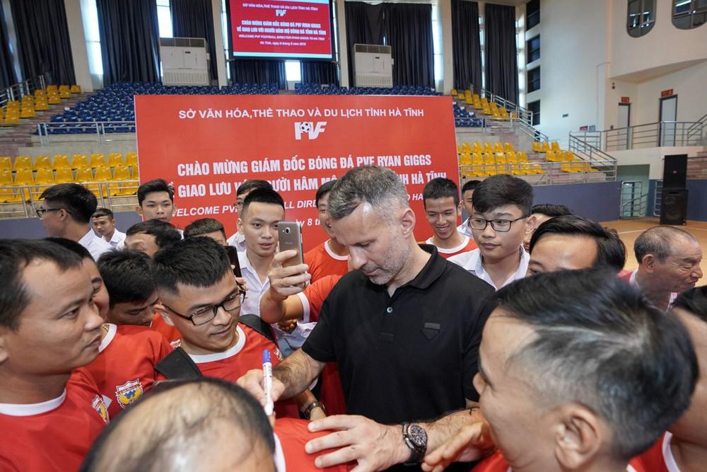 Huyền thoại Ryan Giggs nỗ lực giúp Việt Nam hiện thực hóa giấc mơ tham dự World Cup 2030 - Ảnh 9.