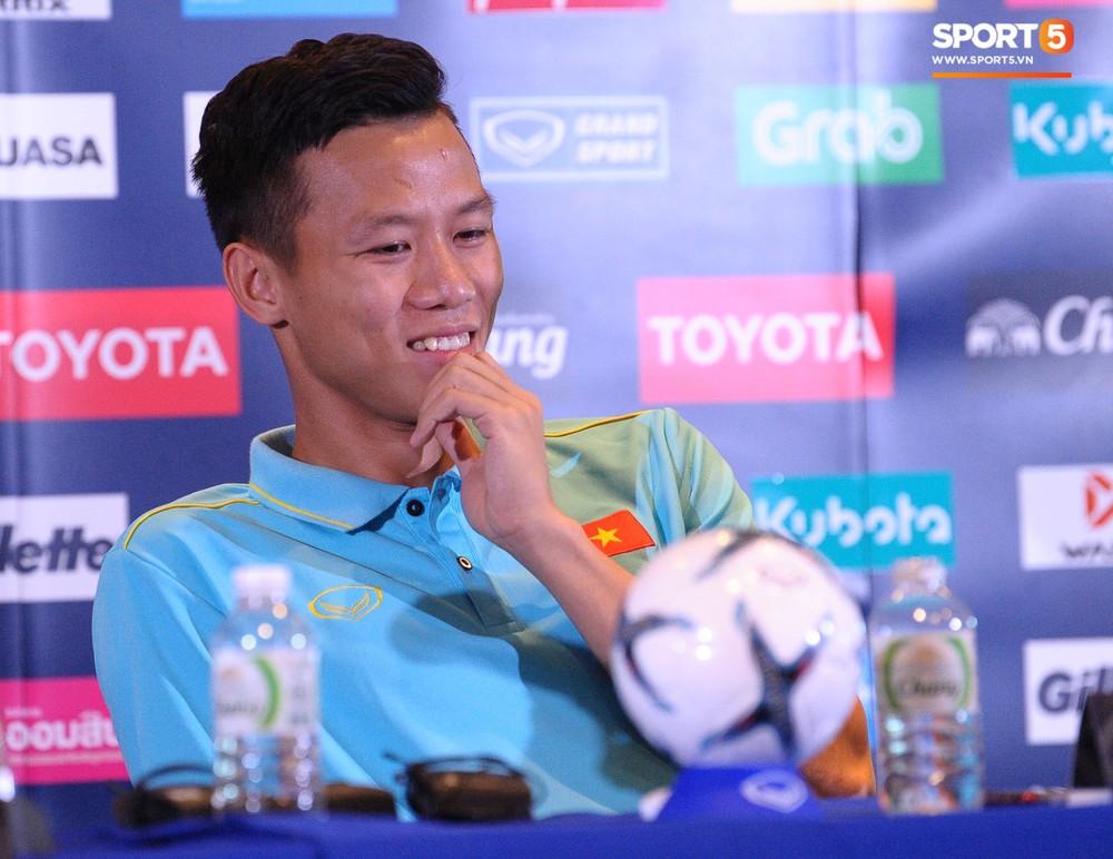 Truyền thông Thái Lan vắng bóng trong buổi phỏng vấn HLV Park Hang-seo - Ảnh 9.