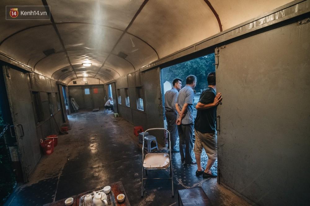 8 giờ trên chuyến tàu kỳ lạ nhất Việt Nam: Rời ga mà không có một hành khách nào - Ảnh 8.