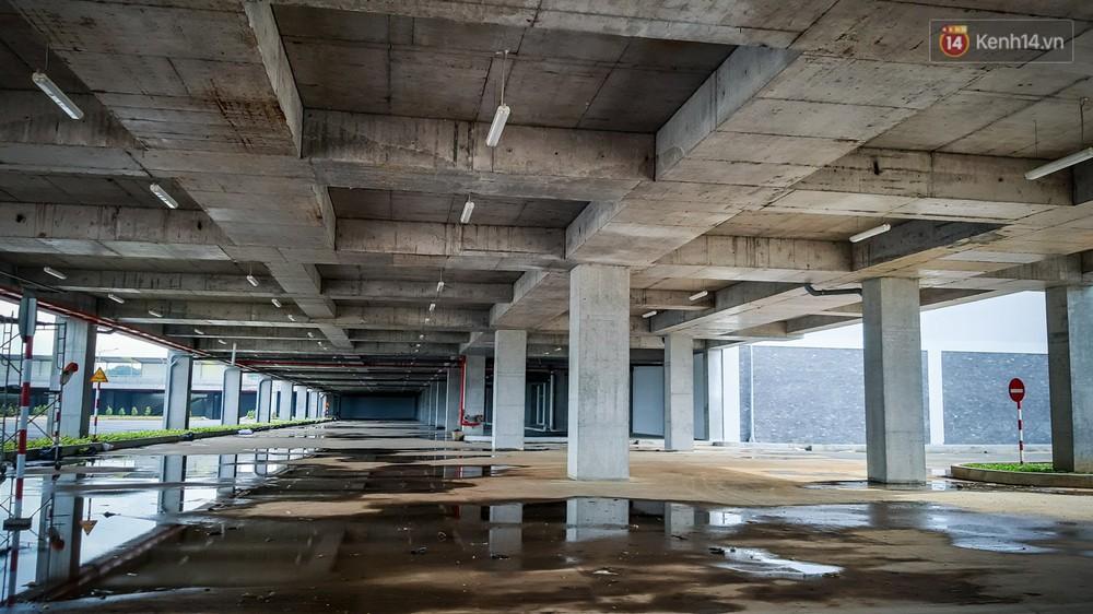 Bên trong khu phức hợp bến xe Miền Đông mới, vốn đầu tư 4.000 tỉ đồng trước ngày đi vào hoạt động - Ảnh 11.