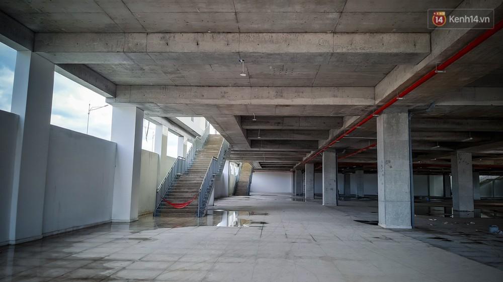Bên trong khu phức hợp bến xe Miền Đông mới, vốn đầu tư 4.000 tỉ đồng trước ngày đi vào hoạt động - Ảnh 16.