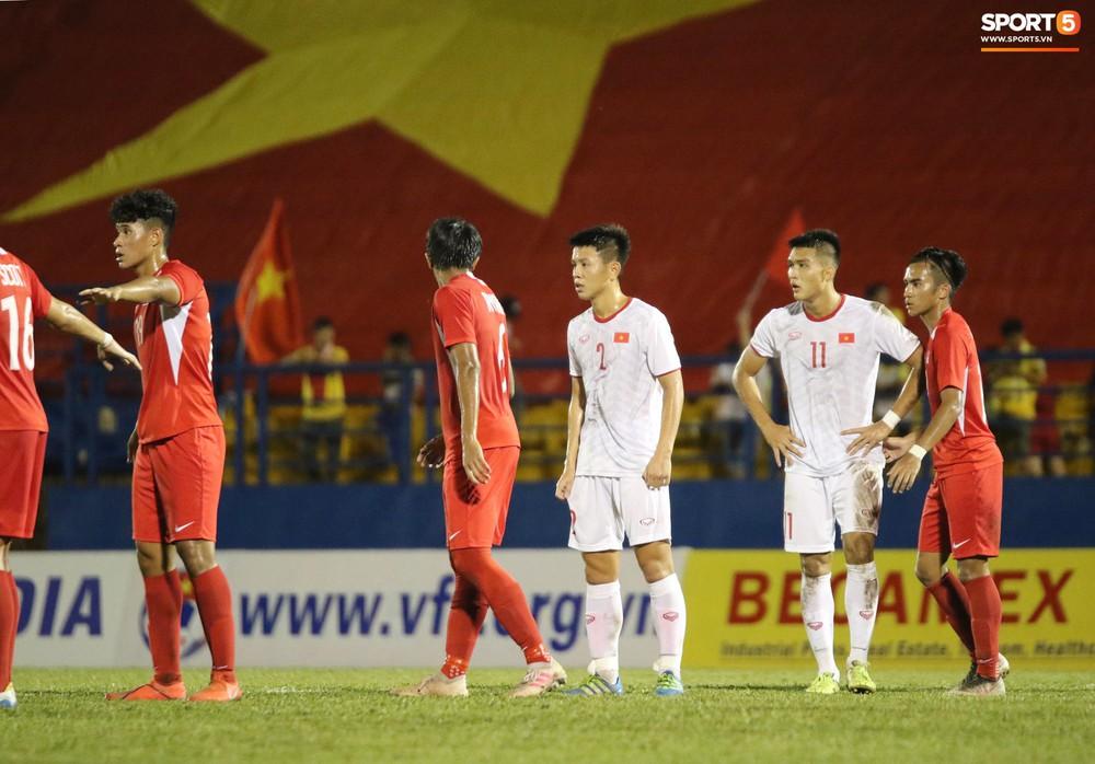 U18 Việt Nam thắng tưng bừng, sẵn sàng đọ sức với Thái Lan tại giải U18 Đông Nam Á - Ảnh 8.
