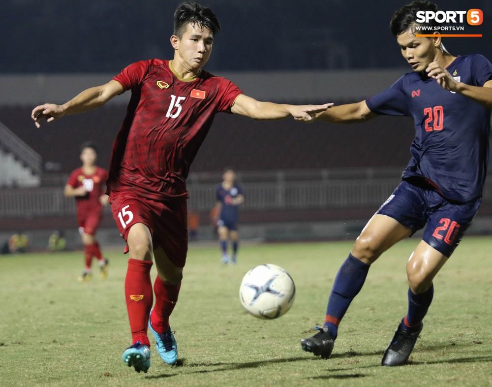 Đứng trước nguy cơ bị loại, HLV trưởng U18 Việt Nam vẫn lạc quan ở các học trò - Ảnh 4.