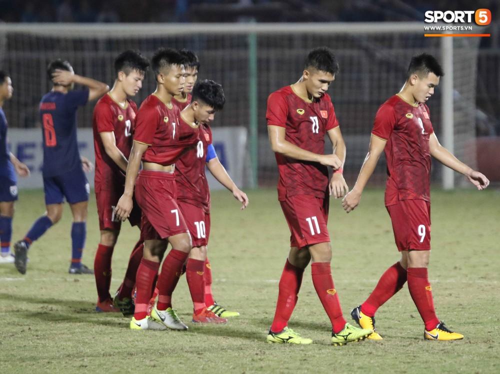 Đứng trước nguy cơ bị loại, HLV trưởng U18 Việt Nam vẫn lạc quan ở các học trò - Ảnh 7.