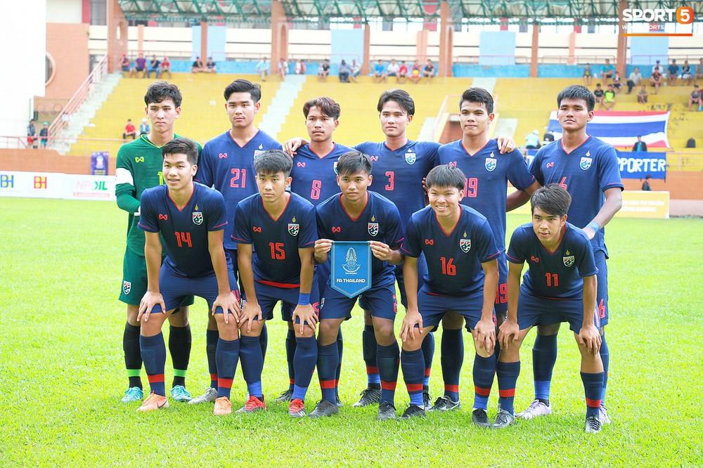 Sốc: U18 Thái Lan để thua bất ngờ trước đội bóng lót đường tại giải U18 Đông Nam Á - Ảnh 1.