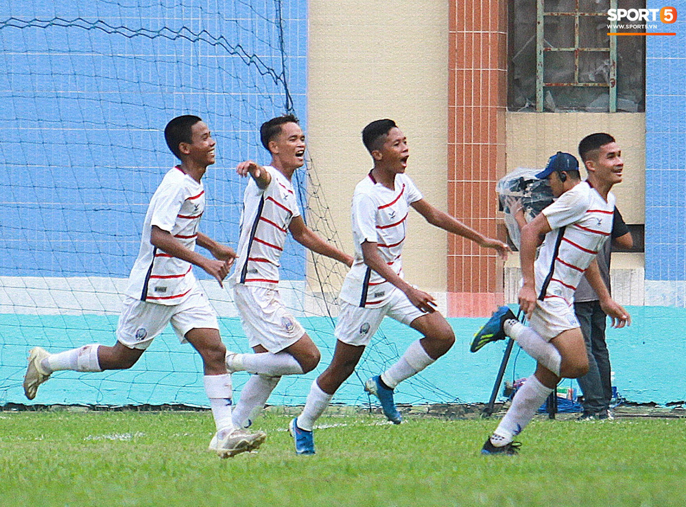 Sốc: U18 Thái Lan để thua bất ngờ trước đội bóng lót đường tại giải U18 Đông Nam Á - Ảnh 3.